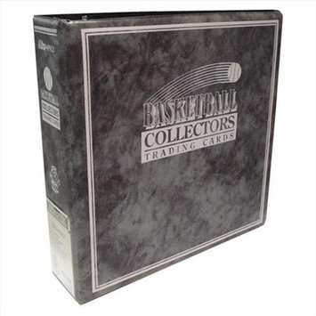 Ultra Products Ultra Pro Ultra Pro 3 in. Basketball Album Grey