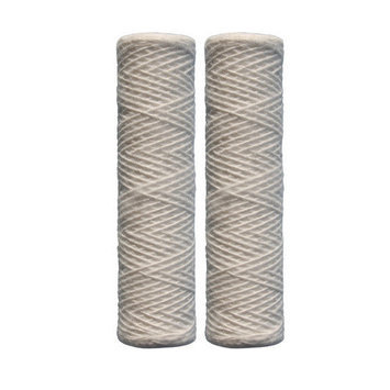Watts Premier 5-Micron String Wound Sediment Replacement Filter (Set of 2)