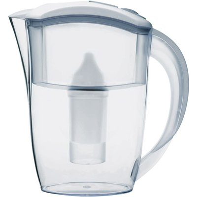Watts Premier Water Pitcher Powered by HaloPure with LED Monitor