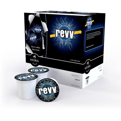 Keurig - Revv Pulse Coffee K-Cups (16-Pack)