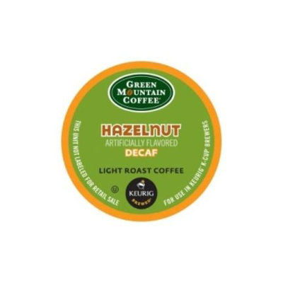 Green Mountain Coffee K-Cup(R) Packs - Hazelnut Decaf - 24ct Box