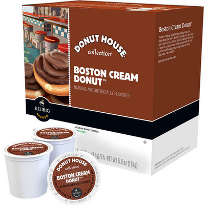 Keurig Donut House Collection Boston Cream Donut Coffee 18-pk. K-Cup® Portion Pack