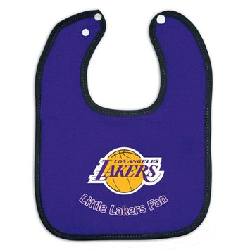 Mcarthur Sports LA Lakers Full Color Snap Bib Single - Team color body