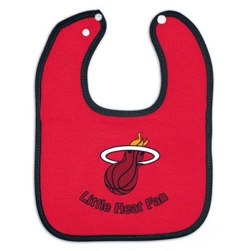 Mcarthur Sports Miami Heat Full Color Snap Bib Single - Team color body