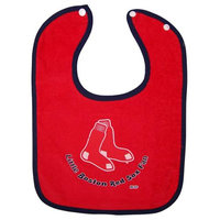 Mcarthur Sports MLBA Baby Bibs in Boston Red Sox