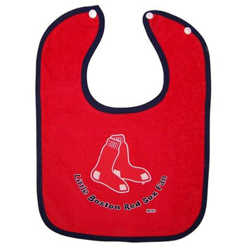 Mcarthur Sports MLBA Baby Bibs in Boston Red Sox