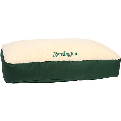 Remington Sherpa Twill Dog Bed, 42 in.