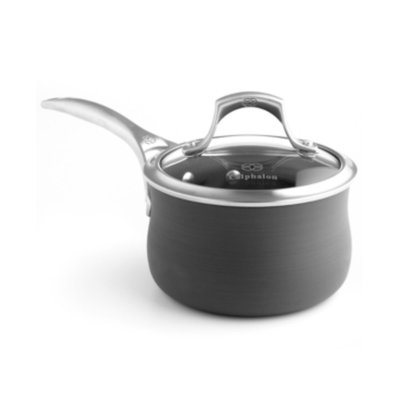 Calphalon Unison Nonstick 1 Qt. Slide Covered Saucepan