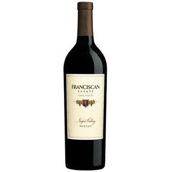 Franciscan Estate Napa Valley Merlot Wine, 750 ml
