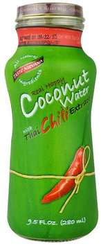 Taste Nirvana Coconut Water 9.5oz Pack of 12