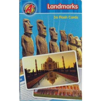 Meadow Gold A+ Landmarks 36 Flash Cards