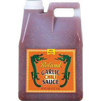 Roland Chili Sauce, Garlic, 67.6200-Count (Pack of 2)