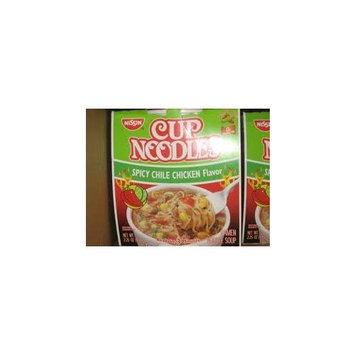 Cup-O-Noodle Spicy Chicken 2.5 oz. (12 Pots)