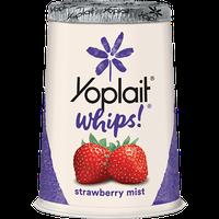 Yoplait® Whips!® Strawberry Mist Yogurt Mousse