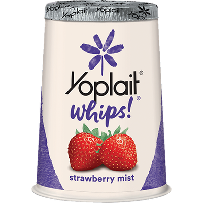 Yoplait® Whips!® Strawberry Mist Yogurt Mousse