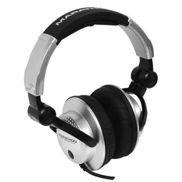 Marathon Ma-djh1200 Professional High Performance Stereo Dj Headphones (madjh1200)