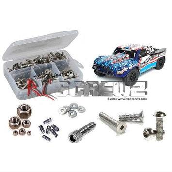Associated Prolite 4x4 RTR Stainless Steel Screw Kit RCZC0056 RC Screwz