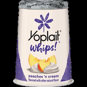 Yoplait® Whips!® Peaches 'n Cream Yogurt