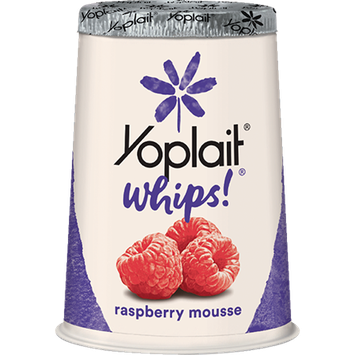 Yoplait® Whips!® Raspberry Mousse Yogurt Mousse