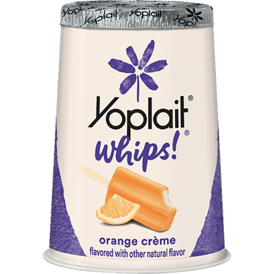 Yoplait® Whips!® Orange Crème Yogurt