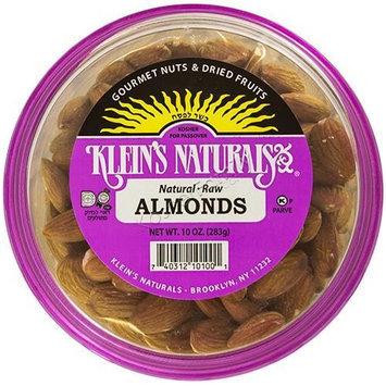 Klein's Naturals Almonds Raw