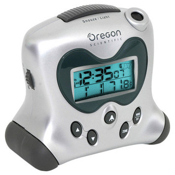 Oregon Scientific RM313PNABLRS Projection Clock White