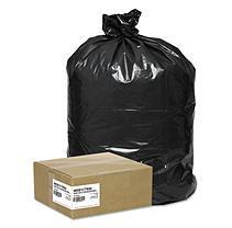 Handi-Bag WBIWEB1CTR50 Black Super Value Pack Contractor Bags 42 gal.