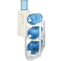 Bottle Buddy 3-pack with floor protection kit - Water Dispensers