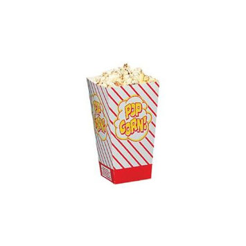 Gold Medal Products Company 500 Count 8 Ounce Popcorn Box 2066 by Gold Medal