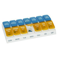 up & up Large A.M./P.M. Travel Pill Tray