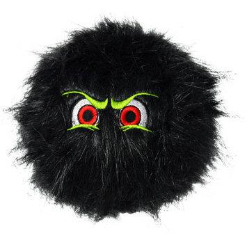Tuffy's Pet Products Medium Black iBalls Dog Toy