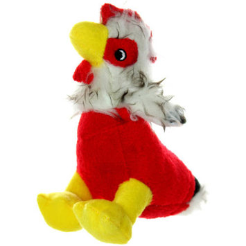Tuffy's Dog Toys TUFFY'S MIGHTY FARM JR - ROOSTER