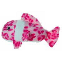 Tuffy's Dog Toys Tuffy's Mighty Ocean Jr Fish - Sammy Mcsnapper Tuffys Mghty Ocean Jr Fish