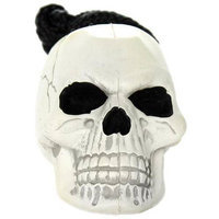 Vip Products TRR-SK-M-WT Skull Medium White