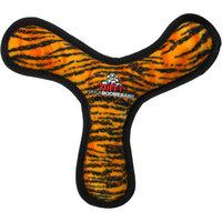 Tuffy Tiger Mega Bowmerang Dog Toy (Orange)