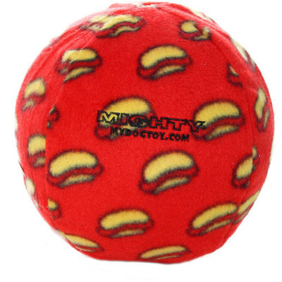 Vip Products MT-Ball-L-RD Mighty Toy Ball - Large Red