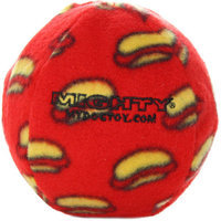 Vip Products MT-Ball-M-RD Mighty Toy Ball - Medium Red