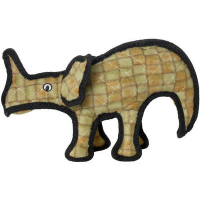 Tuffy Moosasaurus Dog Toy (Brown)