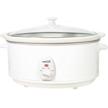 Brentwood Appliances SC-145W 6.5 Quart Slow Cooker