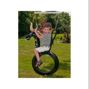 M & M Tire M & M Sales Enterprises, Inc. MM00112 Bull Riden tire swing