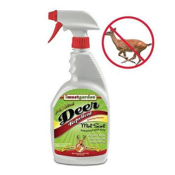 I Must Garden DG32 Deer Repellent - Growing Season Formula 32oz Ready to Use