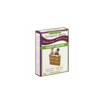 Cherrybrook Kitchen Cake Mix Gluten Free Carrot 12.5 oz - Vegan