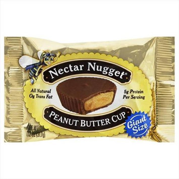 Natural Nectar Nectar Nugget Peanut Butter Cup 1.12Ounce Packages (Pack of 24)