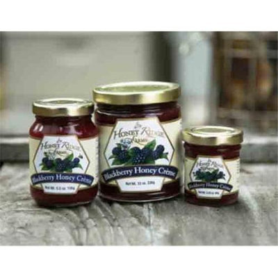 Honey Ridge Farms 2618BL Honey Creme Blackberry 9 oz.