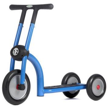 Italtrike Pilot Series Blue 3 Wheel Scooter