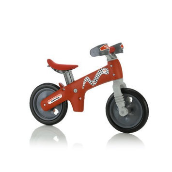 Italtrike BI & CI Balance Bike, Red - 9409