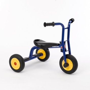 Foundations Worldwide Italtrike Atlantic Extra Small Tricycle Push Riding Toy
