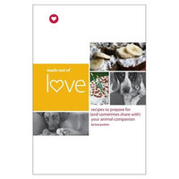 Honest Kitchen 183413001861 Honest Kitchen Made Out of Love Recipies Book
