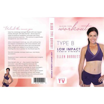 Urban Group Exercise Ltd Blood Type Workout DVD