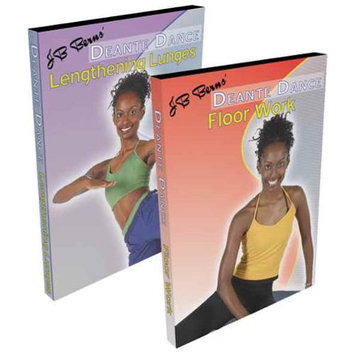 Urban Group Exercise Ltd Urban Rebounder Deante Dance Compilation 2 DVD